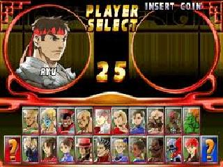 Screenshot Thumbnail / Media File 1 for Street Fighter EX Plus Alpha [NTSC-U]